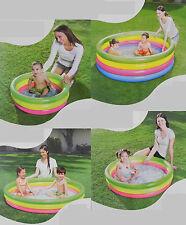 piscina gonfiabile da esterno giardino o interno gioco acqua bambino bagnetto