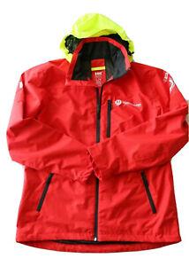 Helly Hansen Hurtigruten Antarctica Expedition Ocean Sailing Jacket Men's 2XL