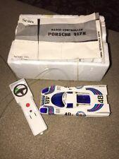 Vintage Sears (Japan) White Porsche 917K (Martini) Radio Control (JL)