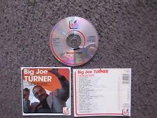 "BIG JOE TURNER ""THE BLUES BOSS"" 1990 ITALIAN IMPORT EX.COND. 21TRX.OOP CD"