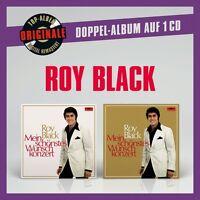 ROY BLACK - ORIGINALE: MEIN SCHÖNSTES WUNSCHKONZERT   CD NEU