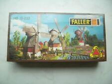 "In Folie ! Faller  HO  1:87  Bausatz  "" Windmühle "" mit Motor  ArtNr: B-233  OVP"
