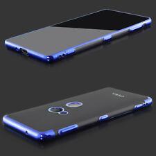 Für Sony Xperia XA2 FULL 360° Cover Hülle & GLASFOLIE Case Tasche Schutz