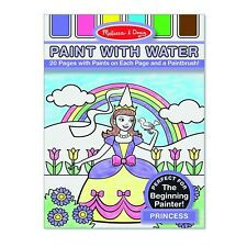 Melissa And Doug Paint With Water Princess Painter Set NEW Toys Craft Kit