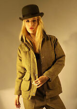 Zip Wool Checked Coats & Jackets for Women