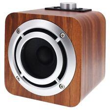 DynaVox Cube i3 reproductor de audio con radio, bluetooth y mp3, badradio con batería