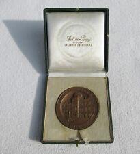 ORDRE Médaille ITALIE Médaille 40 Jahre militärschule avec étui
