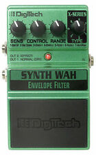 DigiTech Synth Wah Guitar Effect Pedal