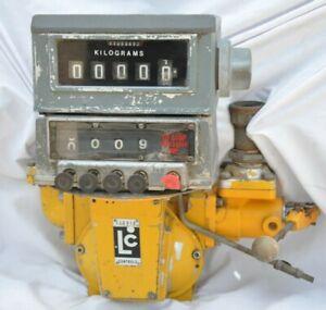(LC) Liquid Controls Preset Counter Kilo-Grams (Kgs) Meter