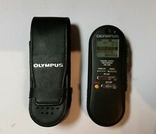 Olympus DS-330 digital voice recorder with case
