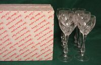 Nachtmann TIFFANY Wine Glasses SET OF SIX More Items Available   Gorham CHAPELLE