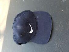 vintage nike blue cap