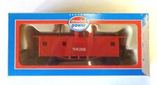 Vintage Model Power HO Scale Wide Vision Caboose #1435 in Original Box