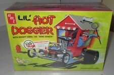 AMT LIL' Hot Dogger Droopy Dawg 2015 Model Car Kit New In Box Retro Deluxe Set
