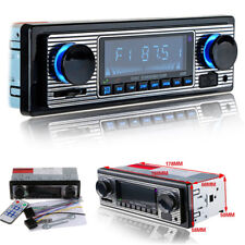 Bluetooth 4-CH Output Car In-dash MP3 Stereo Radio Player FM USB/SD/AUX & Remote