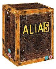 Alias Complete Series Seasons 1 2 3 4 & 5 1-5 DVD Box Set New SEALED