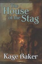 House of the Stag SOFT COVER, Baker, Kage, Good Books