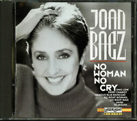 Joan Baez - No Woman No Cry (CD, Feb-1992, Laserlight Digital)