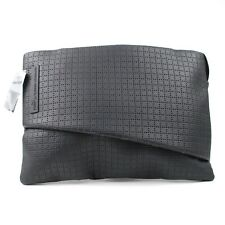 EXCLUSIVE PUMA BY HUSSEIN CHALAYAN URBAN MOBILITY MEDIA STRAP CLUTCH BLACK