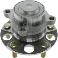 Wheel Bearing and Hub Assembly-C-TEK Hub Assembies Rear Centric 406.40031E