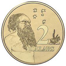 2017 Australia, Choice $2 TWO DOLLAR COIN from Royal Australian Mint Roll