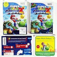 Jeu Super Mario Galaxy 2 [VF] sur Nintendo Wii NEUF sous Blister