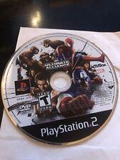 Marvel: Ultimate Alliance (Sony PlayStation 2, 2006)