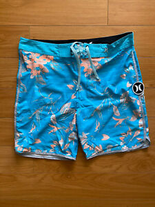 Hurley Phantom Maui Boardshorts - Men's Size 32