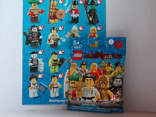 LEGO 8684 MINIFIGURINE N°6 POLICIER COP US SACHET NEUF JAMAIS OUVERT NEW