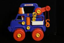 Kiddicraft Fix-It Toy Teaching Double-sided Learning Toy Truck