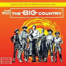 Original Soundtrack - The Big Country CD