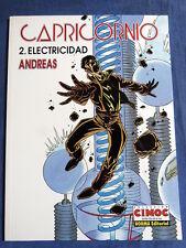 Cimoc Extra Color num.154,Capricornio 2,Ed.Norma 1998
