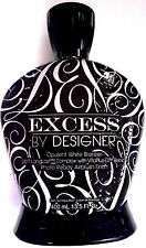 Designer Skin Excess Clear White DHA Indoor Tanning Bed Lotion Bronzer