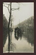 LONDON KEW Defoe Ave Floods early RP PPC