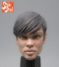 Rinna Custom 1/6 Scale Female Head Sculpt Hot Toys Phicen Triad AA Hispanic