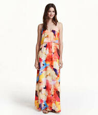 H&M Full Length Chiffon Maxi Dresses for Women