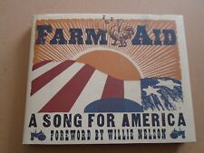 "2005 Farm Aid ""A Song For America"" Book"