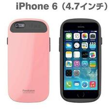 iFace Revolution TPU Hard Case Cover for iPhone 6 / 6s 4.7 inch (Baby Pink)