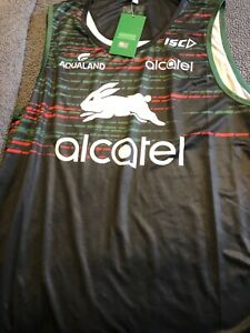 NRL Rabbitohs rugby league   vest xxxxxl