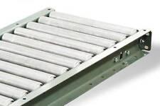 "Roller Conveyor - Steel Frame - 18""W on 3"" centers"