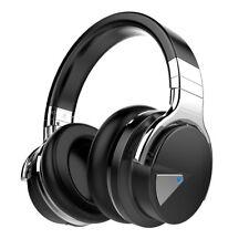 COWIN E7 Wireless Bluetooth Headphones with Mic Deep Bass Wireless Headphones