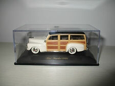FORD WOODY 1948 ROAD SIGNATURE SCALA 1:43