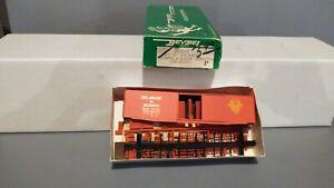 Bev Bel Robins Rails D&H Delaware And Hudson PS-1 S/D Box Car Kit.