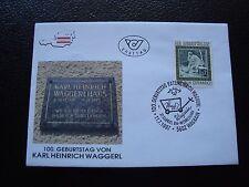 AUTRICHE - enveloppe 1er jour 11/7/1997 (B7) austria