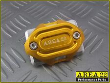 Aire 22 2014-2017 Honda MSX125 Grom CNC Aluminium Brake Reservoir Cover Cap or