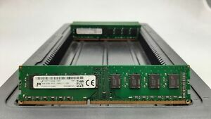 LOT 8 MICRON MT16KTF1G64AZ-1G6 8GB DDR3 PC3-12800 1600 LV NONECC DIMM MEMORY RAM