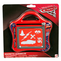 Disney Cars 3 Small Magnetic Scribbler Drawing Game Etch-a-Sketch Style Toy E