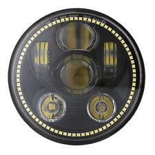 5.75 45W LED Daymaker Headlight Halo For Harley Dyna Super Glide FXDWG/Low Rider