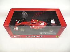 Hot Wheels 1:18 Ferrari F14-T Kimi Räikkönen BLY68