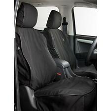 Genuine Isuzu D-max D/Cab Accessory Canvas Front Seat Covers (2012-2016)